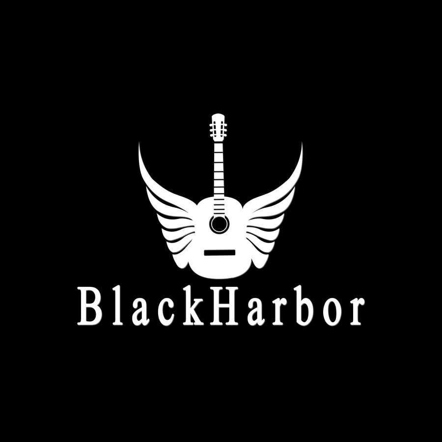 Konkurrenceindlæg #13 for Design a Logo for a Guitar Strings company called Black Harbor.