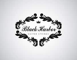 #156 for Design a Logo for a Guitar Strings company called Black Harbor. by meroyano