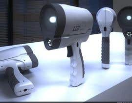 #15 untuk NASA Challenge: Develop 3D Models for Robonaut Simulation-Large Trigger Flashlight oleh miguel3d