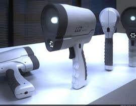 miguel3d tarafından NASA Challenge: Develop 3D Models for Robonaut Simulation-Large Trigger Flashlight için no 15