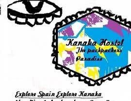 Nro 27 kilpailuun logo kanaka hostel käyttäjältä kuku140