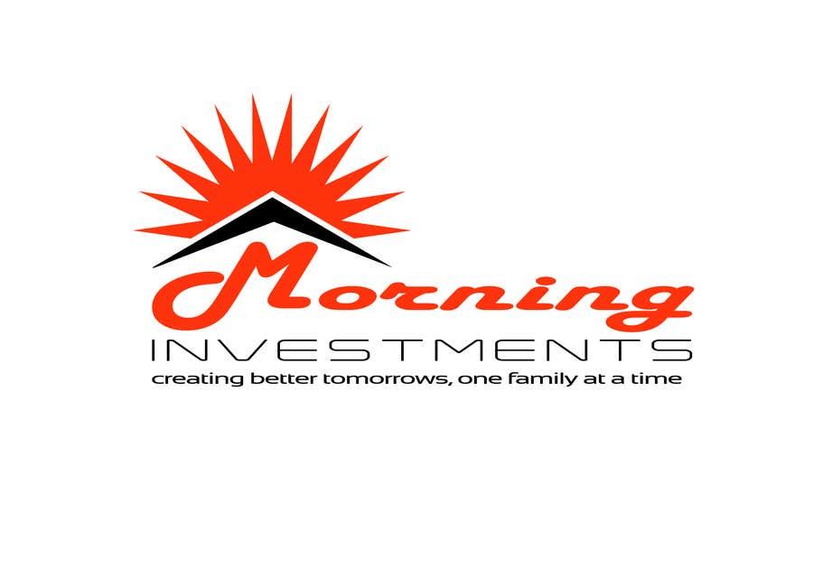 Bài tham dự cuộc thi #19 cho Design a Logo for my Real Estate Investment company