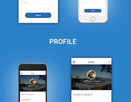 #2 cho Design an App Mockup for a Honey Do type application bởi RikoSaptoDimo