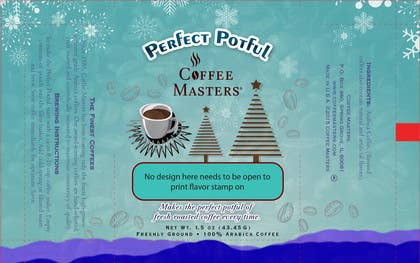#12 cho Create Print and Packaging Designs for Christmas Perfect Potful Design bởi msdvenkat