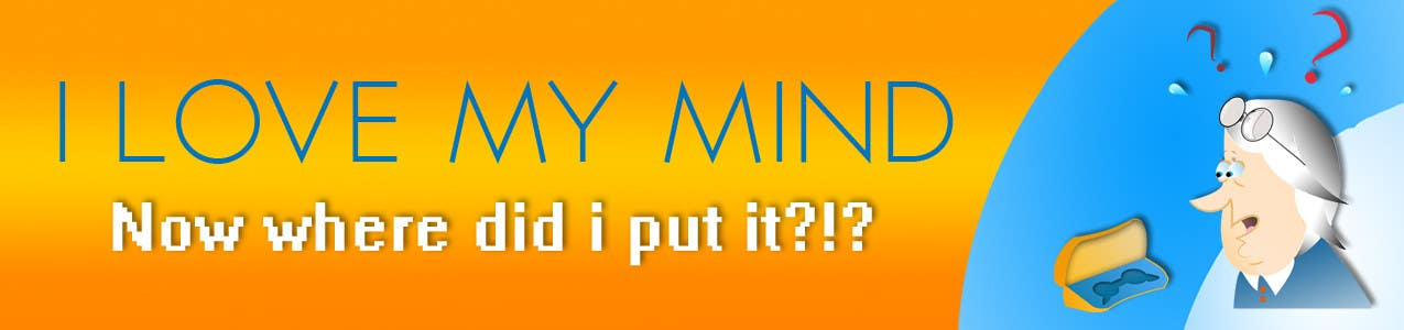 """Contest Entry #25 for Banner Design for Online Magazine about """"My Mind"""""""