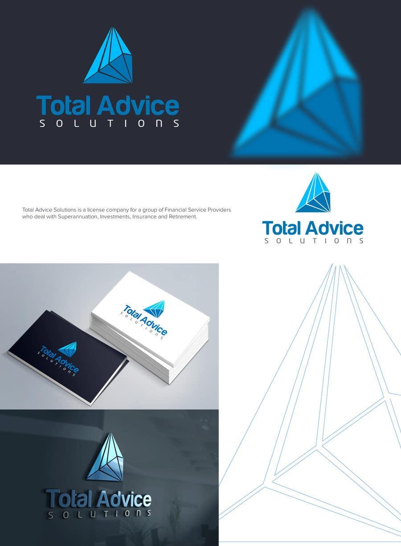 Konkurrenceindlæg #34 for Design a Logo for Total Advice Solutions