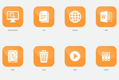 #13 untuk Design some Icons for Linux OS oleh MFaizDesigner