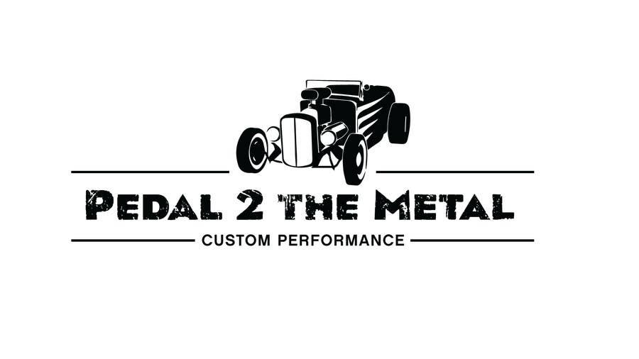 Penyertaan Peraduan #3 untuk Design a Logo for Custom Performance Car Workshop