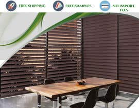 #1 untuk Design a Brochure for a blinds company(zebrablinds.com.au) oleh tramezzani
