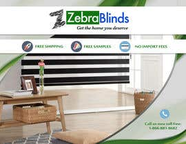 #2 untuk Design a Brochure for a blinds company(zebrablinds.com.au) oleh tramezzani