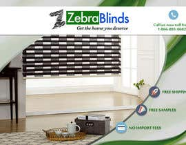 #3 untuk Design a Brochure for a blinds company(zebrablinds.com.au) oleh tramezzani