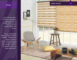 #6 untuk Design a Brochure for a blinds company(zebrablinds.com.au) oleh tramezzani