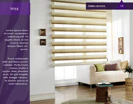 #7 untuk Design a Brochure for a blinds company(zebrablinds.com.au) oleh tramezzani