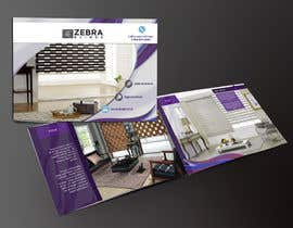 #8 untuk Design a Brochure for a blinds company(zebrablinds.com.au) oleh tramezzani