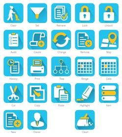#37 for Design some Icons af khadkamahesh07