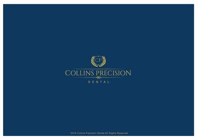 #66 untuk Design a Logo for Collins Precision Dental oleh deztinyawaits