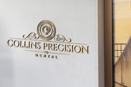 #135 untuk Design a Logo for Collins Precision Dental oleh deztinyawaits