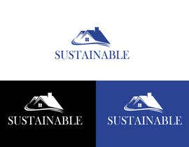#45 untuk Design eines Logos for a Company which rates the Quality of Sustainable (High Ecologic, Social and Economic Quality)  Single Family Houses oleh sharmin014