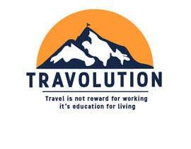 #14 for Design a Logo for my Brand TRAVOLUTION -- 2 af Fedvel