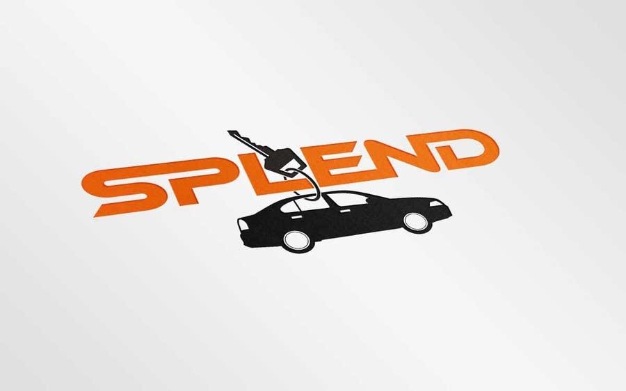 Penyertaan Peraduan #99 untuk Design a Logo for Splend
