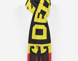 #17 untuk Germany Scarf Design oleh tefap93