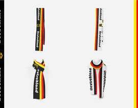 #11 for Germany Scarf Design af GuilleBravo