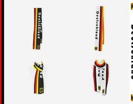 #13 for Germany Scarf Design af GuilleBravo