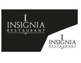 #84 for Design a Logo for Insignia Restaurant af sur12meena