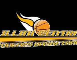 #21 cho Illini Central Cougar Basketball/ bởi ciprilisticus