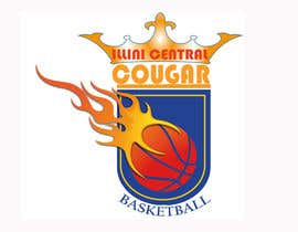 #4 cho Illini Central Cougar Basketball/ bởi sudhakar064