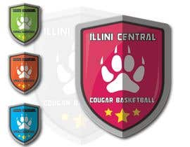 #11 cho Illini Central Cougar Basketball/ bởi vivekdaneapen