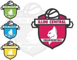#12 cho Illini Central Cougar Basketball/ bởi vivekdaneapen