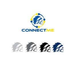 #76 untuk Design a Logo for ConnectME oleh ARFANNAZIR100