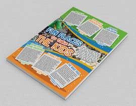 #13 cho Design a page for a magazine bởi Naumovski