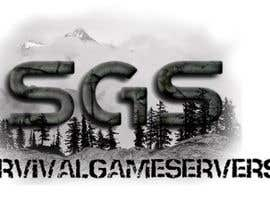 #9 for Design a Logo for SurvivalGameServers.Com 350x75 Pixels MAX by Mandysmith