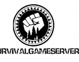 #10 for Design a Logo for SurvivalGameServers.Com 350x75 Pixels MAX by Mandysmith