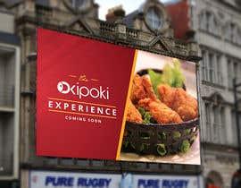 #38 untuk Design a Banner for Restaurant Opening oleh mhossainsujon