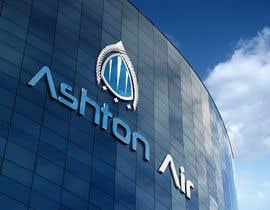 #92 untuk Design a Logo for AshtonAir.com oleh vishnuvs619