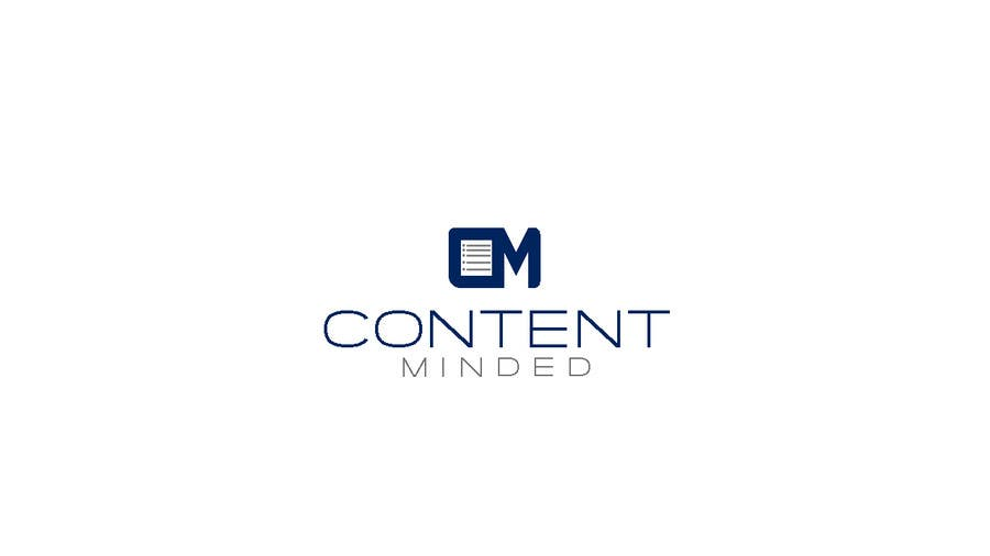 #4 for Design a Logo for ContentMinded by pawannirban