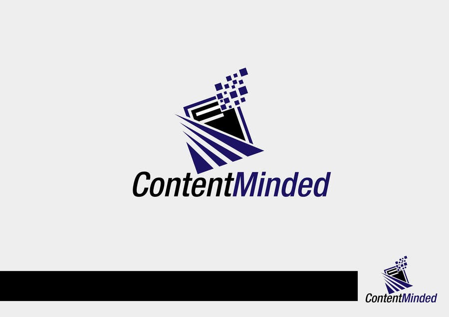 #22 for Design a Logo for ContentMinded by xcerlow
