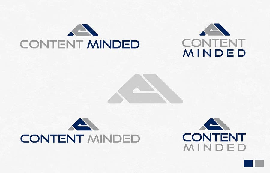 #2 for Design a Logo for ContentMinded by sunnnyy