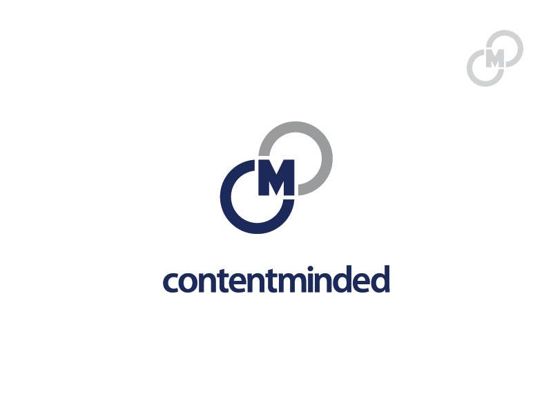 #8 for Design a Logo for ContentMinded by barataraharja