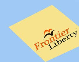#44 for Design a Logo for Frontier Liberty by pixel80