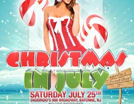 #33 for Design a Flyer for Christmas in July af aoxsystems