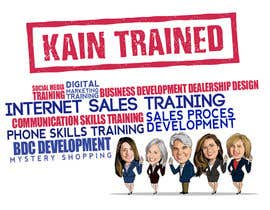 #83 untuk Design a Banner for Kain Trained Campaign oleh ClaudiuTrusca