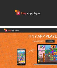 "#170 cho Design a Logo & Icon for my software ""Tiny App Player"" bởi paxslg"