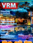 Graphic Design Конкурсная работа №53 для Magazine Cover for Vacation Rental Managers