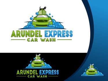#61 untuk Design a Logo for a Car Wash oleh AhmedAdel3