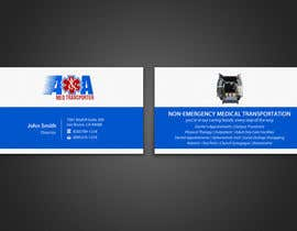 #15 cho Design some Business Cards for Med Transporter bởi einsanimation
