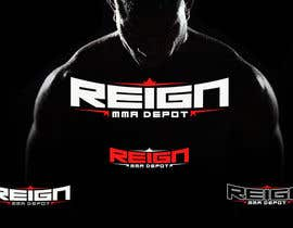 #91 untuk Design a FRESH and INTERESTING Logo for REIGN MMA DEPOT oleh Odaisu